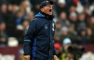 Tony Pulis elated with West Brom's response...