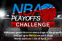 NBA PLAYOFFS CHALLENGE – Make your predictions and get up to RM15...
