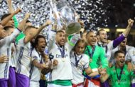 Real Madrid manager Zinedine Zidane delighted after dream season...