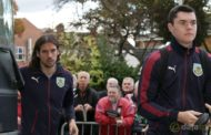 Clarets duo closing in on moves...
