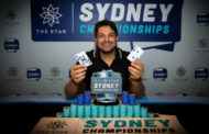 Ash Gupta Wins Star Sydney Championships' Inaugural Monster Stack...