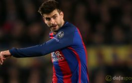 Barca's Gerard Pique feels 'inferior' to Real Madrid...