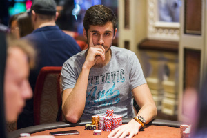 Sean Perry Leads WPT Five Diamond World Poker Classic $10,400 Mai...