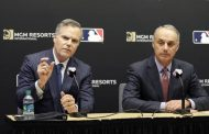 MGM Resorts is MLB's official gaming partner after NBA, NHL...