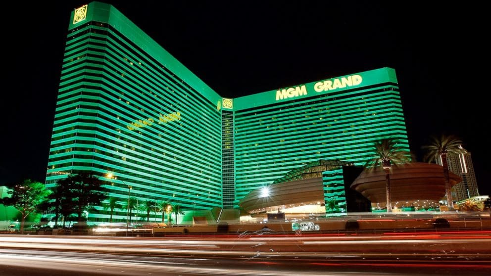MGM Grand – Premium Casino and Leisure Destination