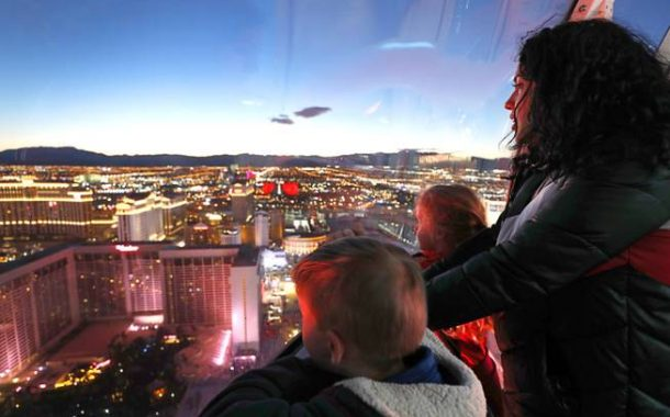 Five years later, High Roller wheel keeps on spinning in Las Vega...