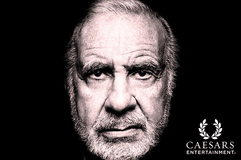 Icahn-Named Directors Join Caesars' Board; Is the Company Succumbing to Sale Pressure?