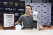You Zeng Emerges Victorious in WPTDeepStacks Johannesburg...