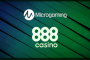 Microgaming Slots Now Live with 888casino...