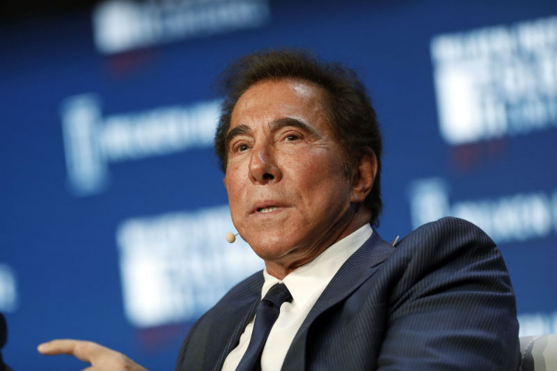 Former Wynn Resorts Shareholder Sues Casino Boss Steve Wynn, Company, Board Members