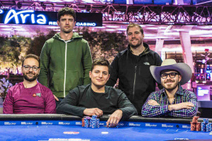 Keith Tilston Leads US Poker Open Main Event Final Table; Stephen Chidwick Crowned US Poker Open Champion