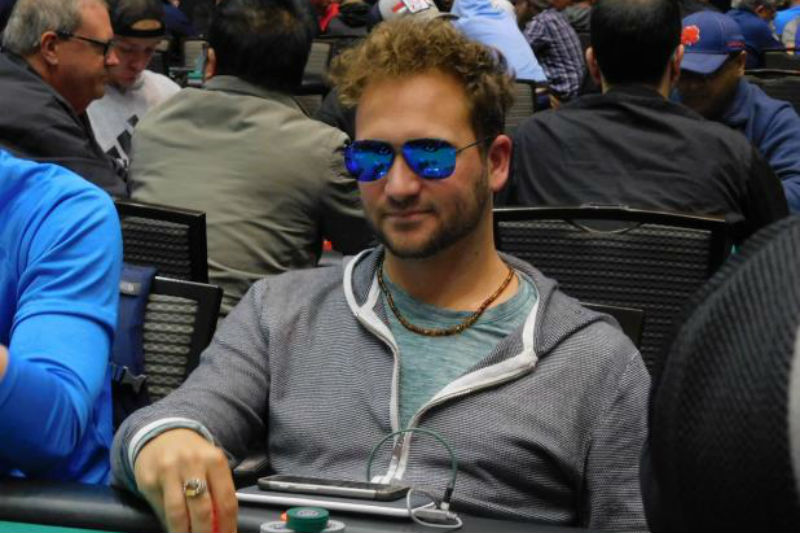 Calvin Anderson Leads 136 Players Into WSOPC Harrah's Cherokee Day 2