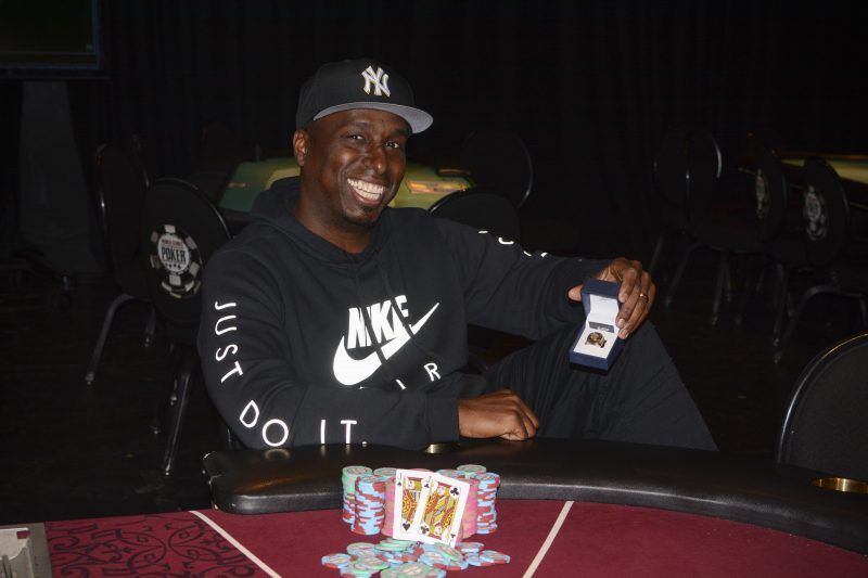 Maurice Hawkins Wins Record 13th WSOPC Gold Ring