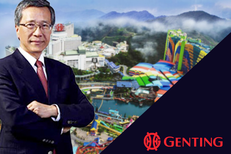 Genting Chairman Confident in Japan Casino Bid's Success
