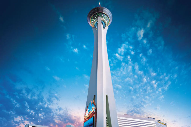The Stratosphere Casino, Hotel Gets Rebrand, Comprehensive Makeover