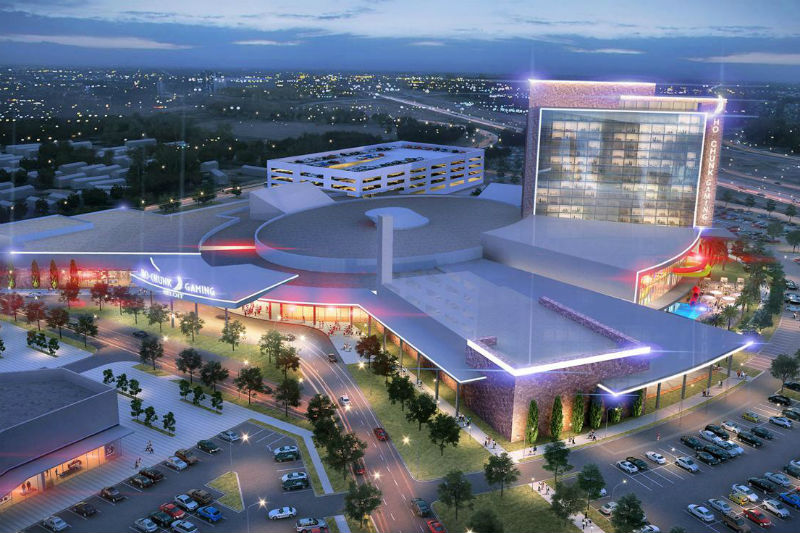 Ho-Chunk Casino Plan Clears First Federal Hurdle