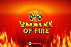 Microgaming, Gameburger Studios Cook Up Fiery New Africa-Themed S...