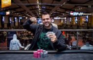 Dash Dudley Survives Tough Final Table to Win WSOPE €550 PLO Even...