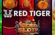 Videoslots Deploys Red Tiger's Jackpot Network Offering...