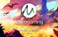 Microgaming Unveils Feature-Rich, Action-Packed April Slots Lineu...