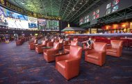 Las Vegas sports books ready for big NFL opening weekend...