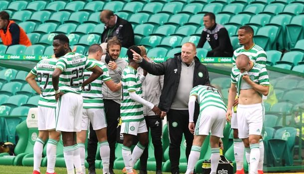 Celtic playing catch-up in the Scottish Premiership...