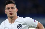 Real Madrid outcast Jovic returns to Eintracht Frankfurt on loan...