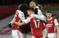 Aubameyang Scores Brace To Lead Arsenal's 3-0 Win Over Newcastle...