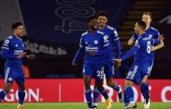 Ndidi Scores as Leicester Beat Chelsea To Go Top of the Table...