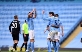 City Get Hard-Earned 2-1 Victory over West Ham, Record 20th Strai...