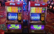 Plaza offering chance to win vintage slot machines...