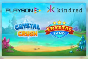 Playson Games Now Live across Kindred Group's Brands...