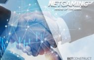 NetGaming Slots to Reach New Audiences with BetConstruct Partners...