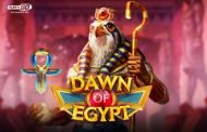 Play'n GO Releases New Ancient Egypt-Themed Slot Adventure Dawn o...