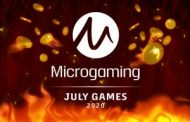 July Arrives with a Host of Hot Online Casino Titles from Microga...