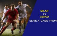 AC Milan vs. Genoa: Serie A Game Preview...